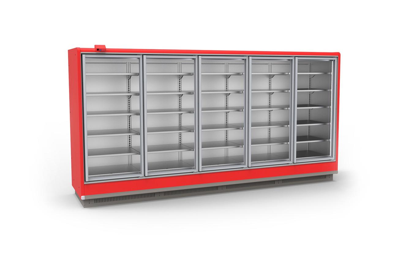Шкаф для охлажденных напитков